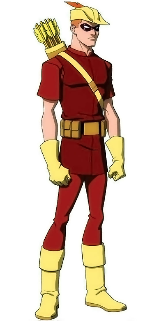 Speedy of Young Justice (animated TV series)