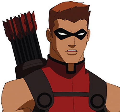 Red Arrow (Young Justice ally) (animated TV series)