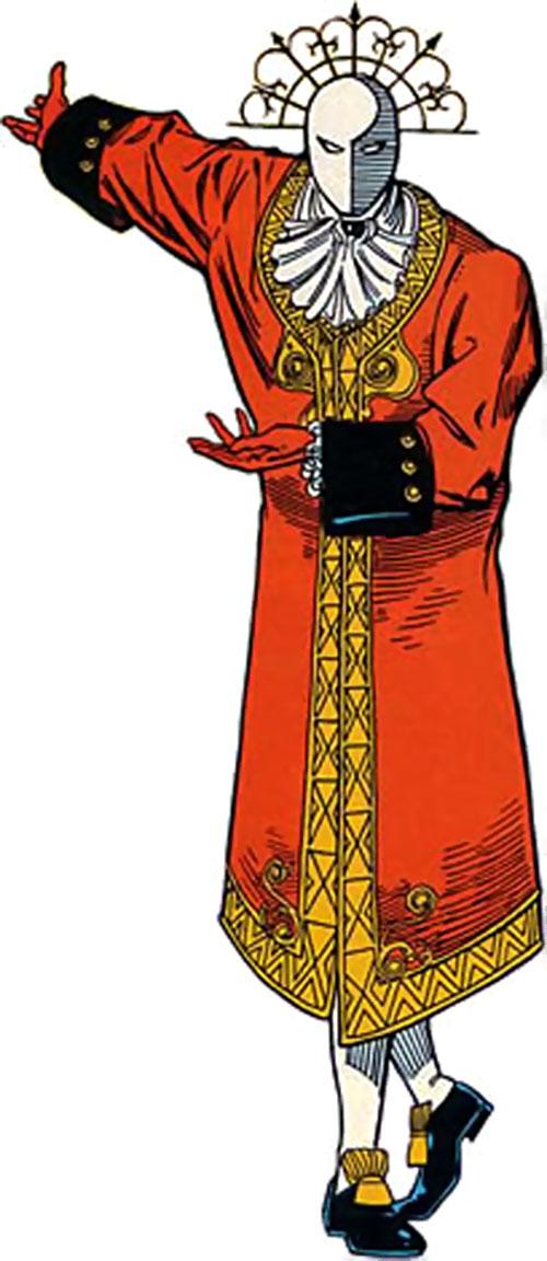 Red Jack (Doom Patrol enemy)