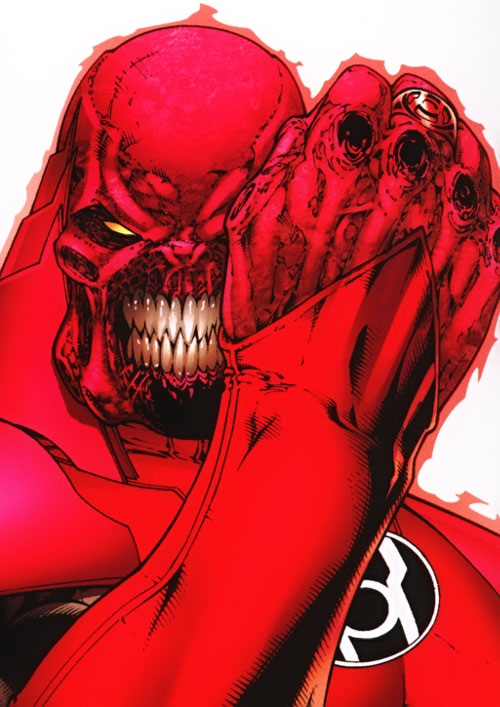 Atrocitus Red Green Lantern (DC Comics)