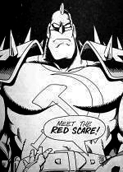 Red Scare (Tick enemy)
