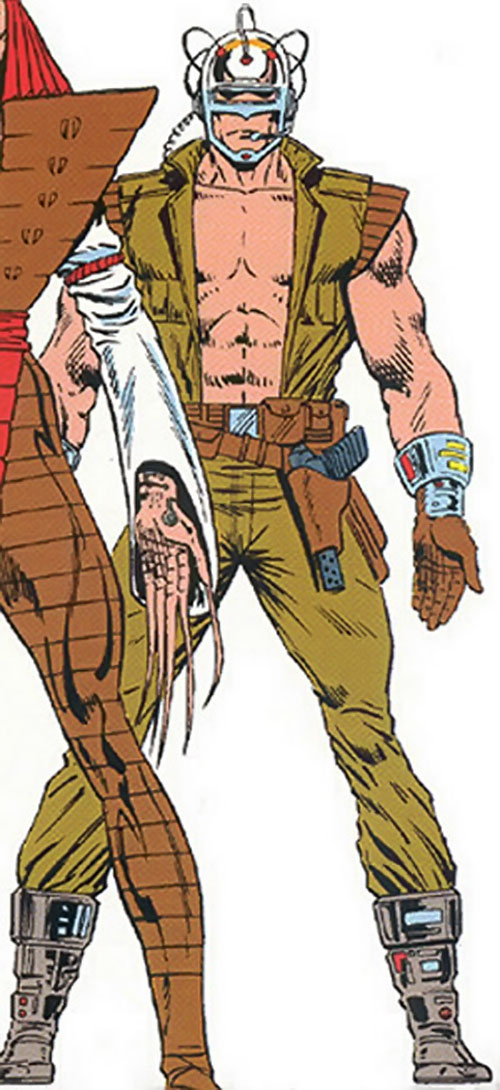 Reese of the Reavers (Marvel Comics)