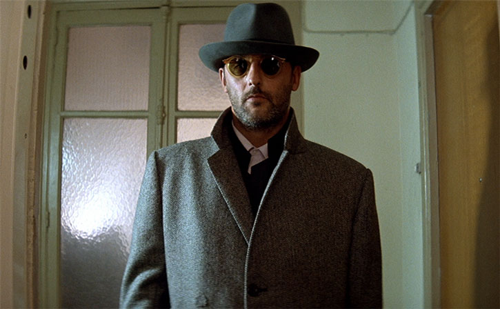 Jean Reno as Victor the Cleaner