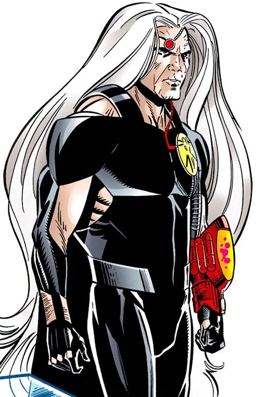 Resurrection Man (DC Comics) (One Million version) (Adventures Superman)