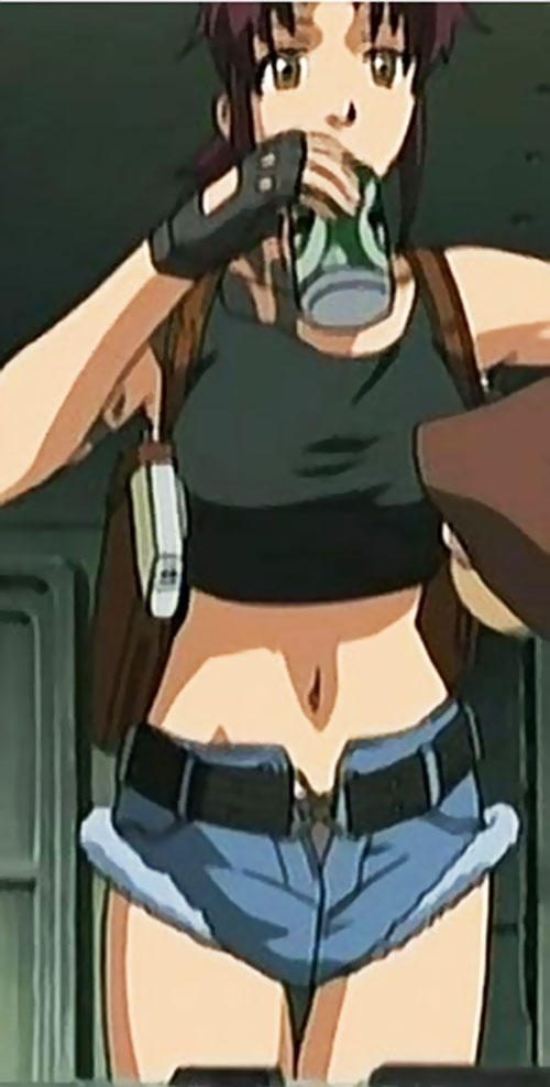 Revy of Black Lagoon