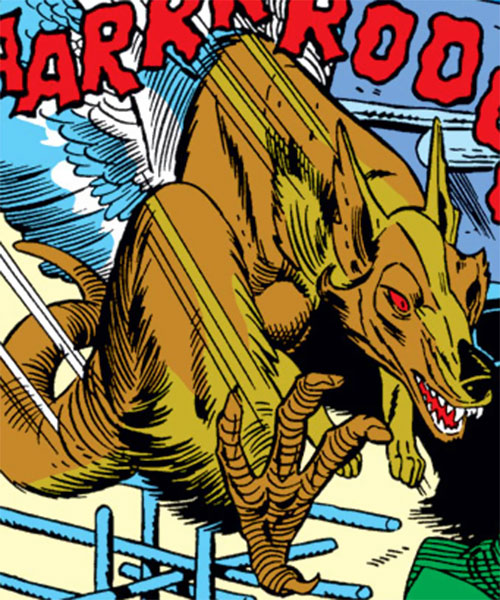 Hound of Helios (Adam Warlock enemy) (Marvel Comics)