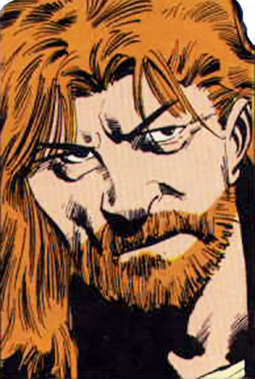 Richard Dragon (Question ally) (DC Comics)