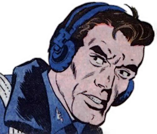 Rick Flag of the Suicide Squad (Pre-Crisis DC Comics)