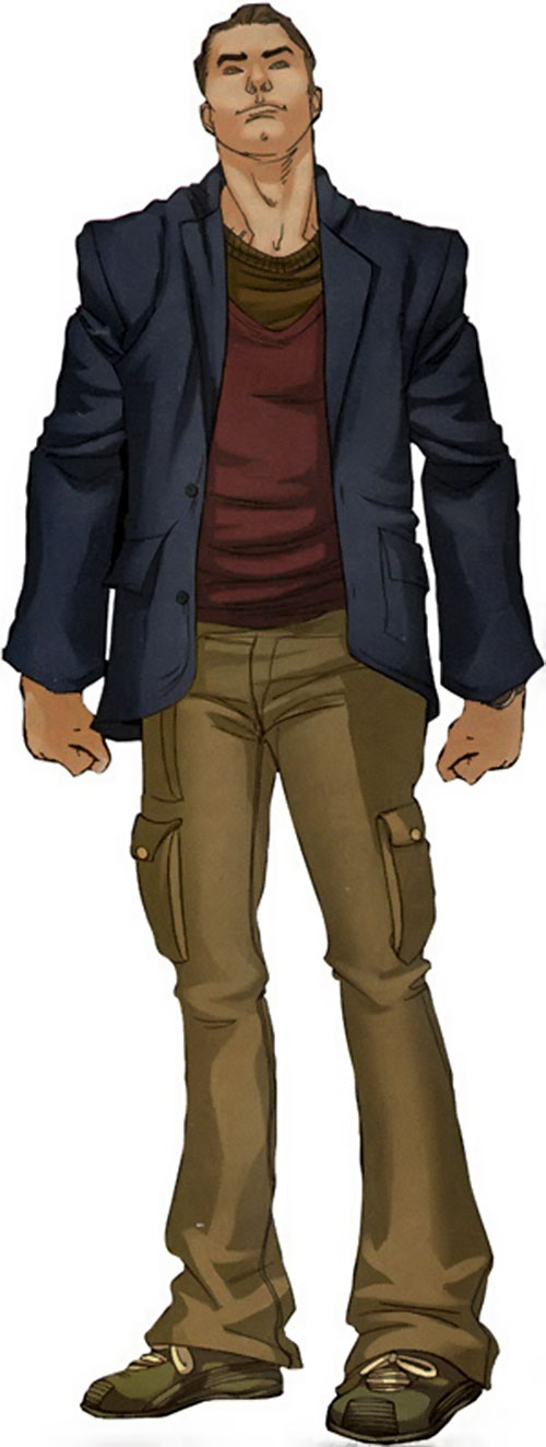 Rick Jones (Marvel Comics) during the 2000s