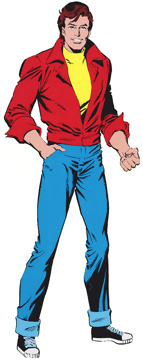Rick Jones (Marvel Comics) during the 1980s