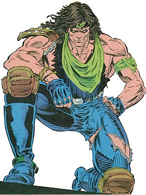 Rictor (Marvel Comics) during the 1990s