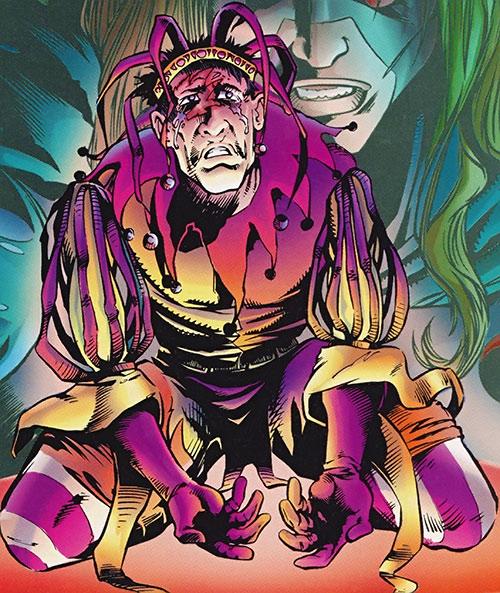 Rigoletto (Ultraverse Malibu comics) (Night Man enemy)