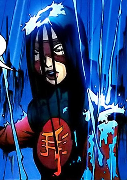 Rising Sun Archer (Robin enemy) (DC Comics)