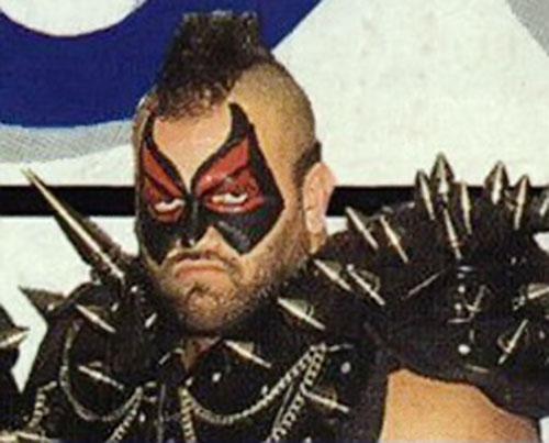 Hawk of the Road Warriors