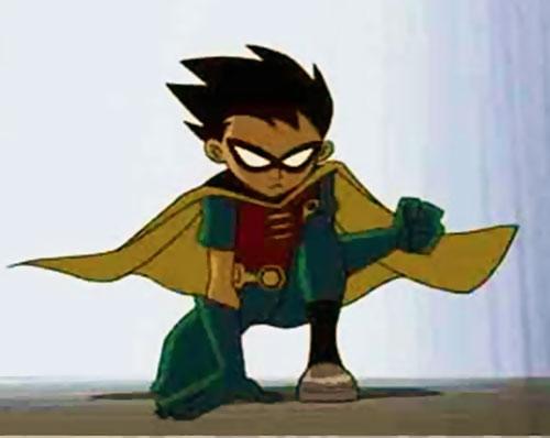 Teen Robin 54