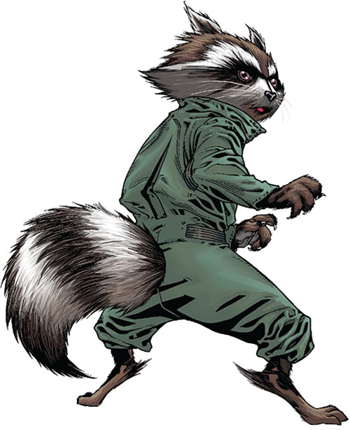 Rocket Raccoon (Marvel Comics)