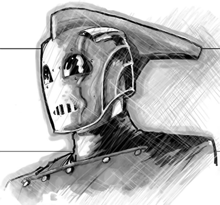 A sketch of the Rocketeer