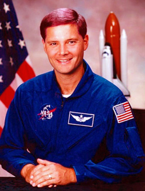 Mr. Douglas Wheelock, NASA astronaut