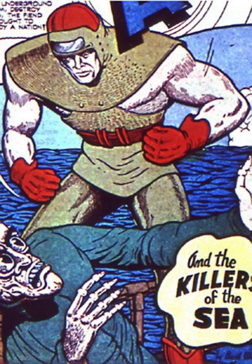 Rockman (USA Comics)