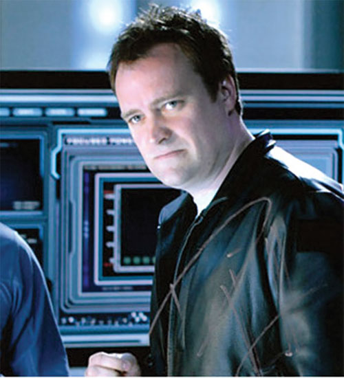 Rodney McKay (David Hewlett in Stargate Atlantis) and future computers