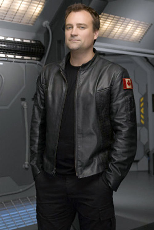 Rodney McKay (David Hewlett in Stargate Atlantis)
