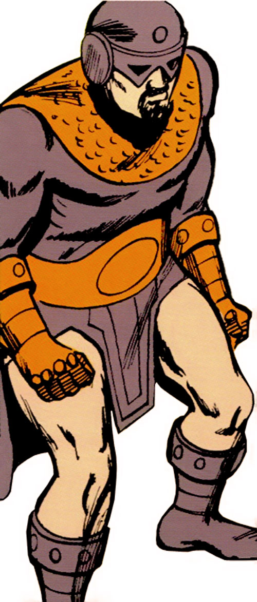 Rogarth of the Taurus Gang (Legion of Super-Heroes enemy) (DC Comics)