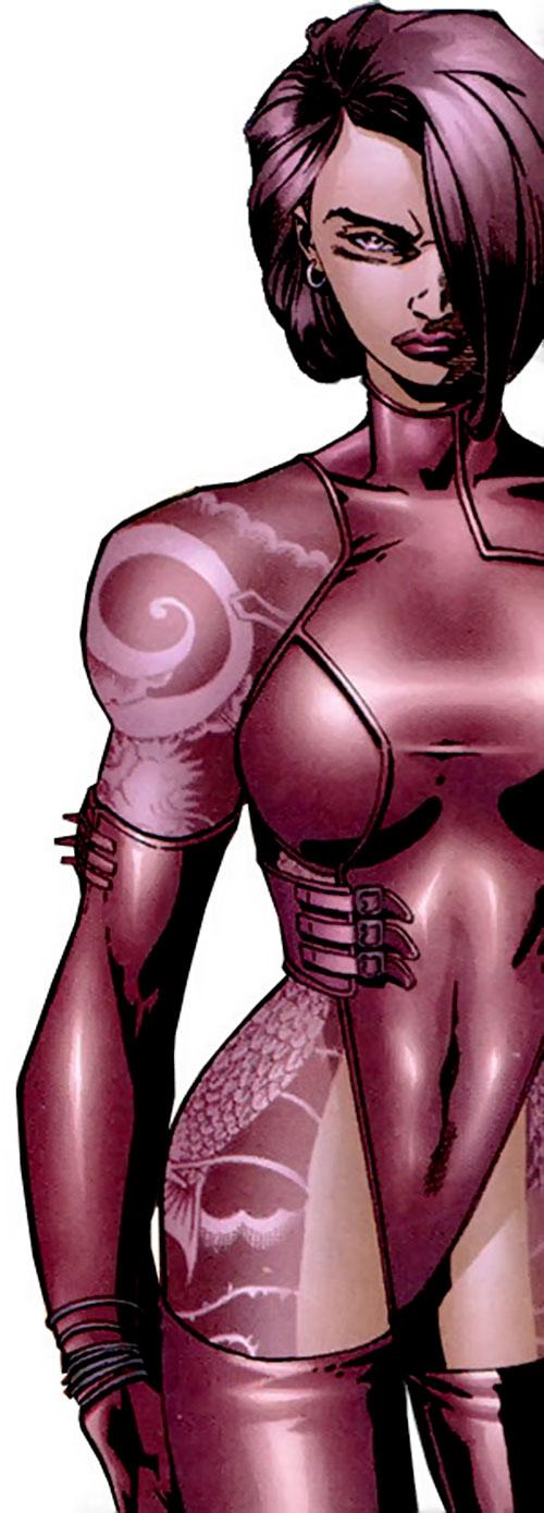 Rose Tattoo (Stormwatch comics)