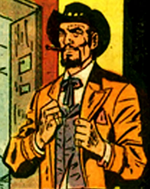 Roulette (Ghost Rider enemy) (Marvel Comics) in human form