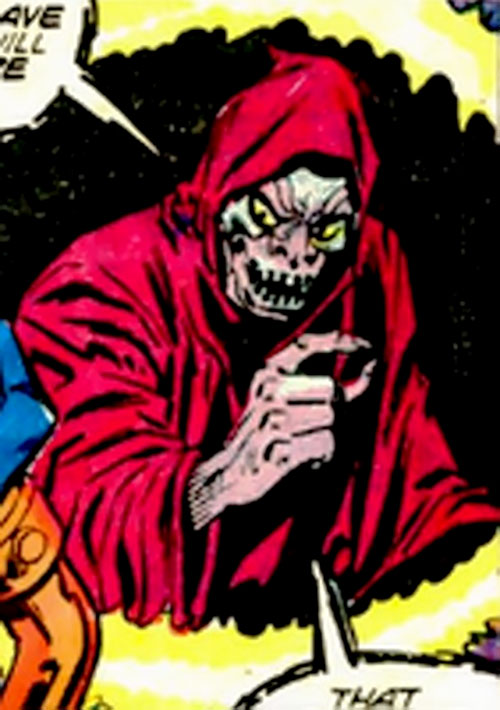 Roulette (Ghost Rider enemy) (Marvel Comics)