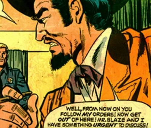 Dude Jensen (Ghost Rider enemy) (Marvel Comics)