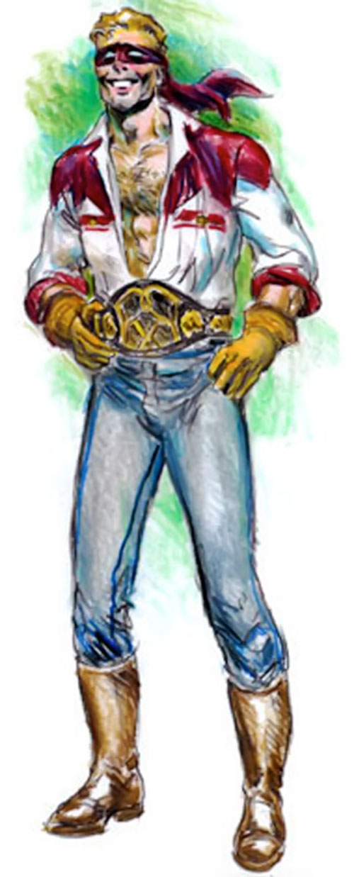 Roustabout (Astro City comics)