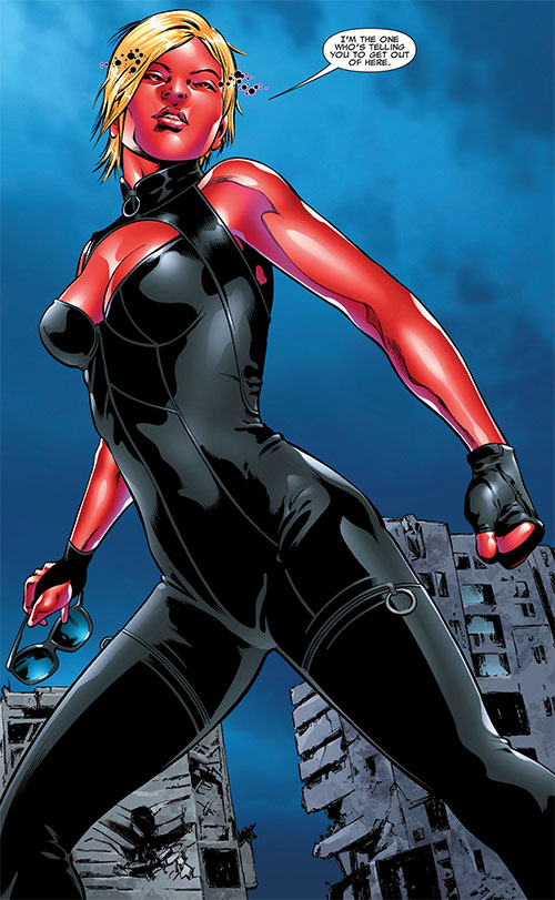 Ruby Summers (X-Factor Marvel Comics)
