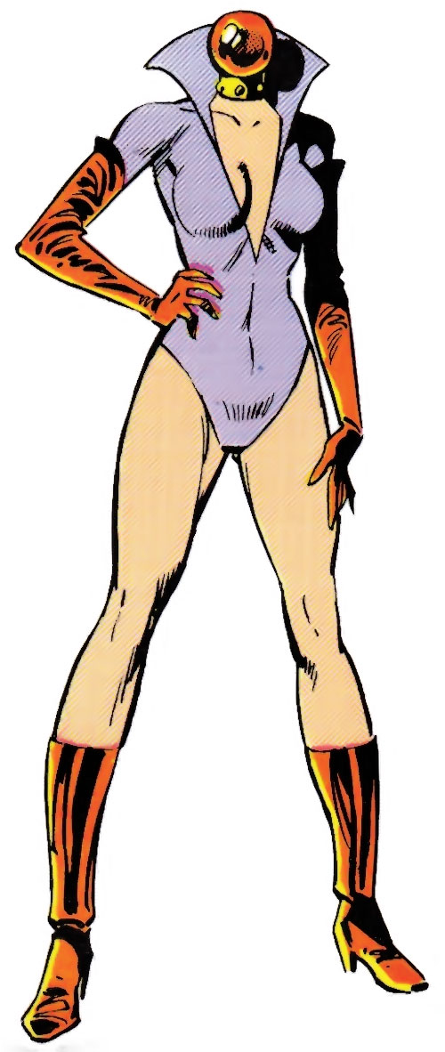 Ruby Thursday (Marvel Comics) during the 1980s