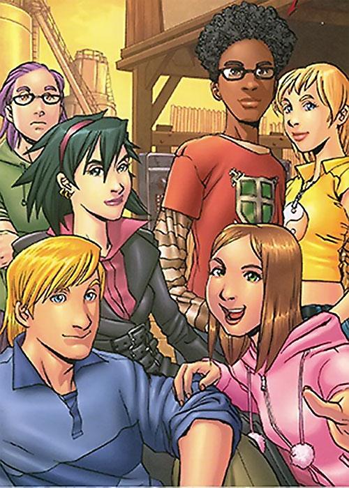 Runaways (Marvel Comics)