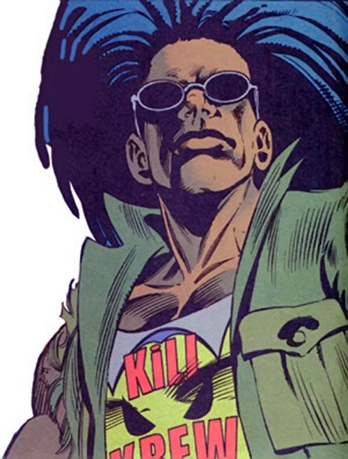 Ryder of the Skrull Kill Krew
