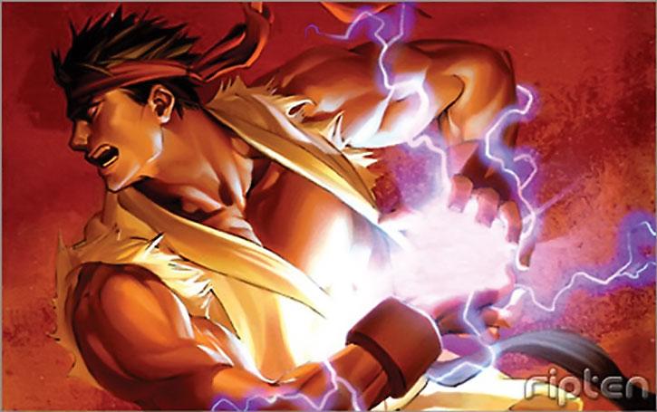 Ryu by Ripten
