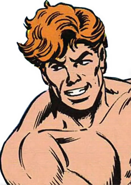 Saber (Vigilante enemy) (DC Comics) portrait