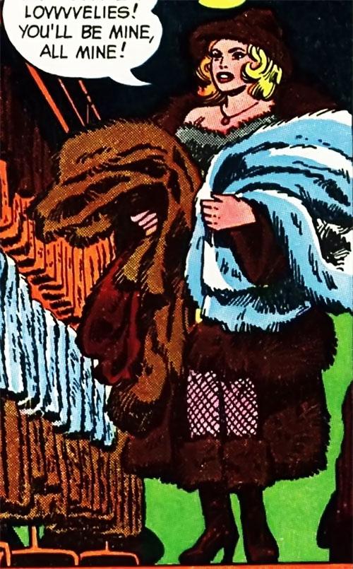 Sable Lady (Hostess Comics)