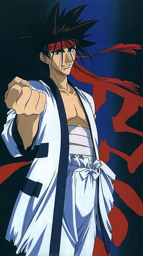 Sagara Sanosuke (Rurouni Kenshin)