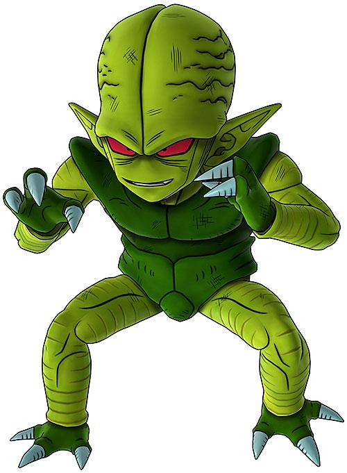 Saibamen (Dragon Ball Z creatures)