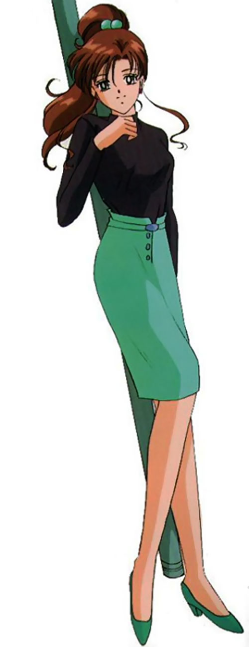 Sailor Jupiter (Sailor Moon) in nice clothing
