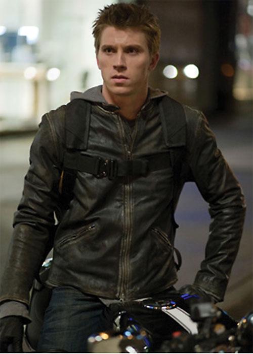 Sam Flynn (Garrett Hedlund in Tron Legacy)