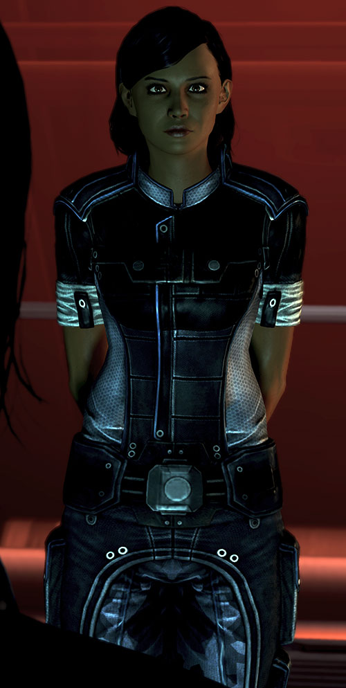 Samantha Traynor (Mass Effect 3)
