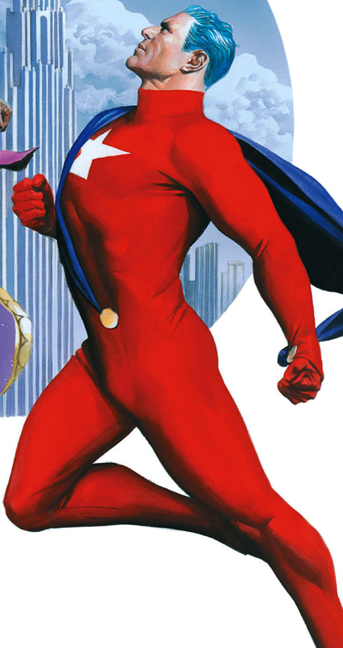 Samaritan (Astro City) cover art