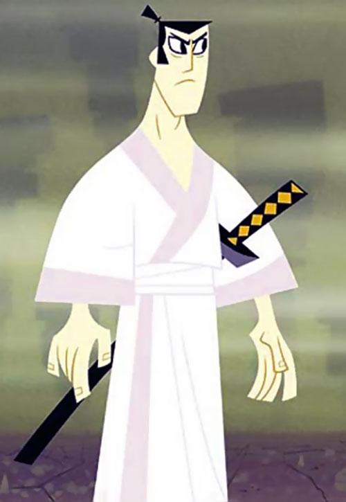 Samurai Jack Genndy Tartakovsky Cartoon Network Character Profile Writeups Org