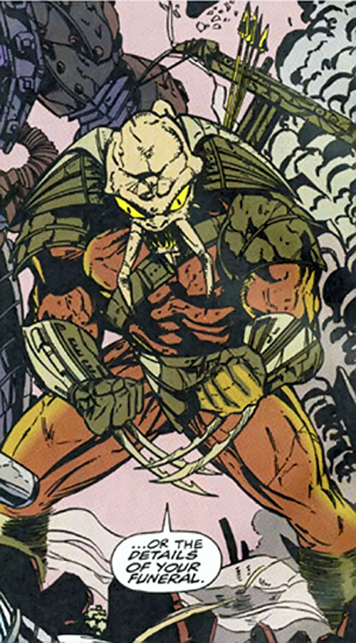 Sanction (War Machine enemy) (Marvel Comics)