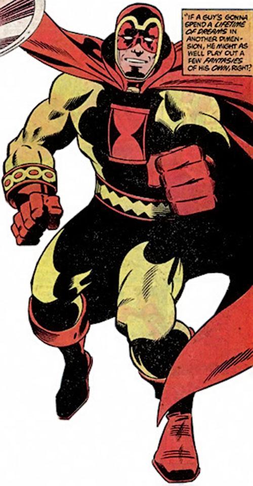 Jack Kirby's Sandman (DC Comics) (Sanford) posing