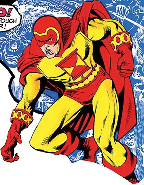 Sandman (DC Comics) (Hector Hall)