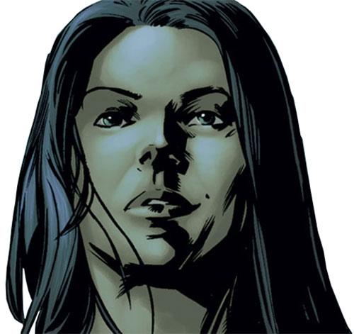 Sandra Verdugo (Hulk character) (Marvel Comics) portrait