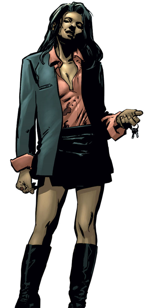 Sandra Verdugo (Hulk character) (Marvel Comics)